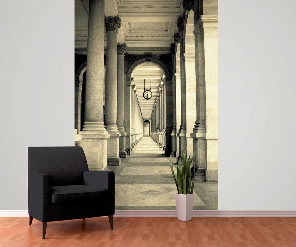 1Wall Tapeta Kolonáda v Ríme 158x232 cm