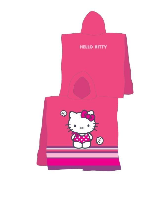 CTI Pončo Hello Kitty Shampoo 120x60cm