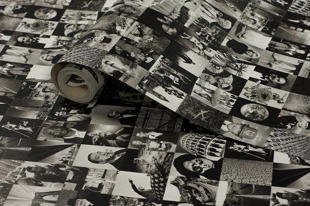 1Wall 1Wall fototapeta v roli Časopis LIFE 10,05 x 0,53 m