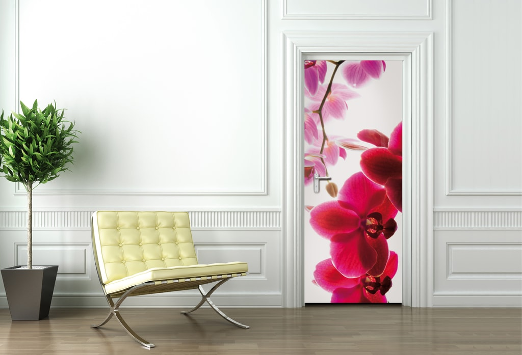 1Wall 1Wall fototapeta Orchidea 95x210 cm