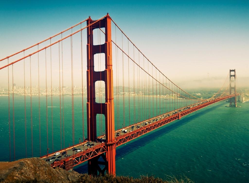 1Wall 1Wall fototapeta San Francisco 315x232 cm