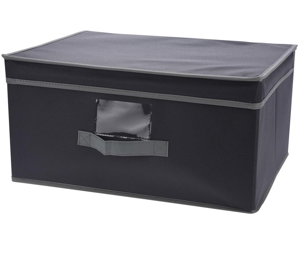 138da4de3 Home collection Úložná krabice s odklápěcím víkem 44x33x22cm