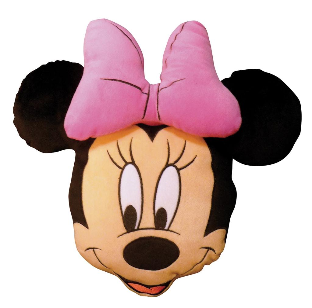 CTI 3D vankúšik Minnie Stylish rose-hlava 38cm