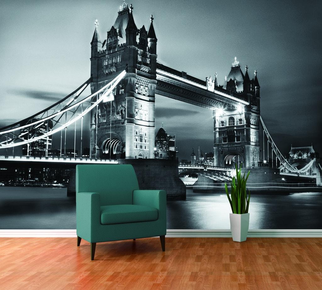 1Wall 1Wall fototapeta Tower Bridge 315x232 cm