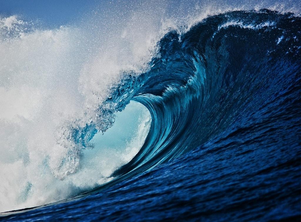 1Wall 1Wall fototapeta Morská vlna 315x232 cm