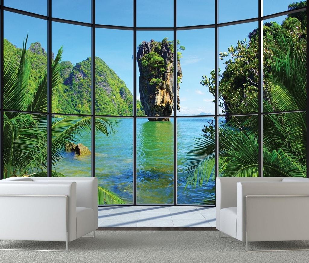 1Wall 1Wall fototapeta Thajský raj 315x232 cm