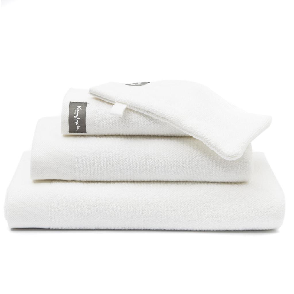 Vandyck Vandyck uterák Home White - biela - 60x110 cm
