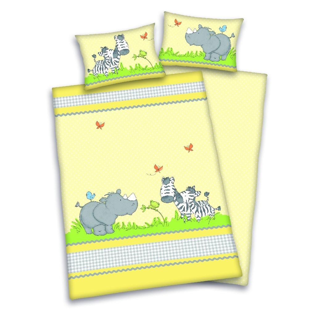 Herding Obliečky pre bábätká zvieratká 135x100,40x60