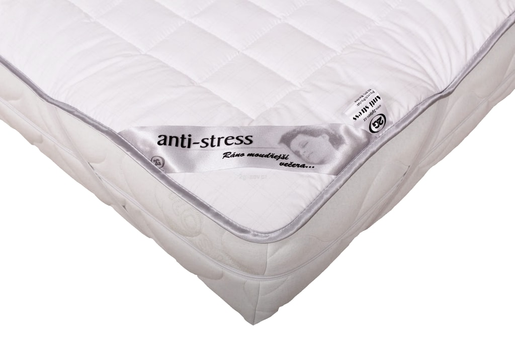 2G Lipov Chránič matrace (podložka) Anti-stress - 160x200 cm