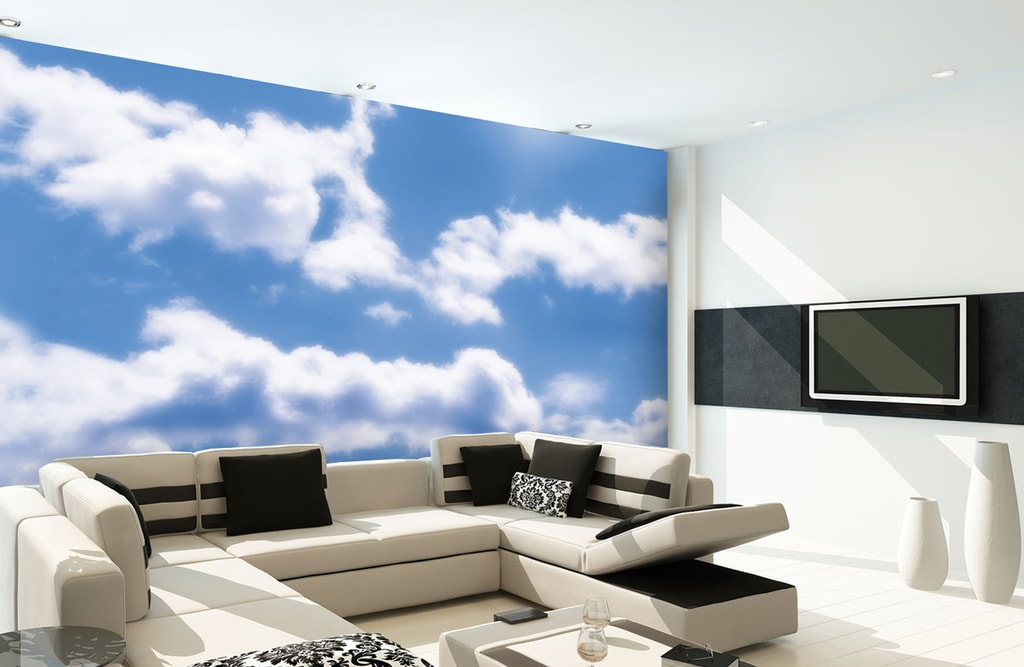1Wall 1Wall fototapeta Oblaky 315x232 cm
