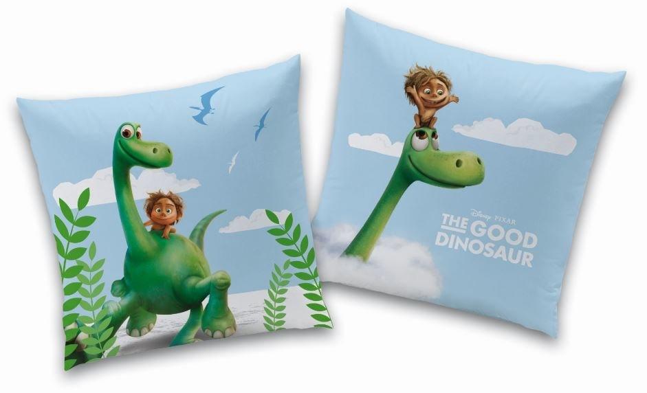 CTI Vankúšik Dobrý dinosaurus 40x40 cm