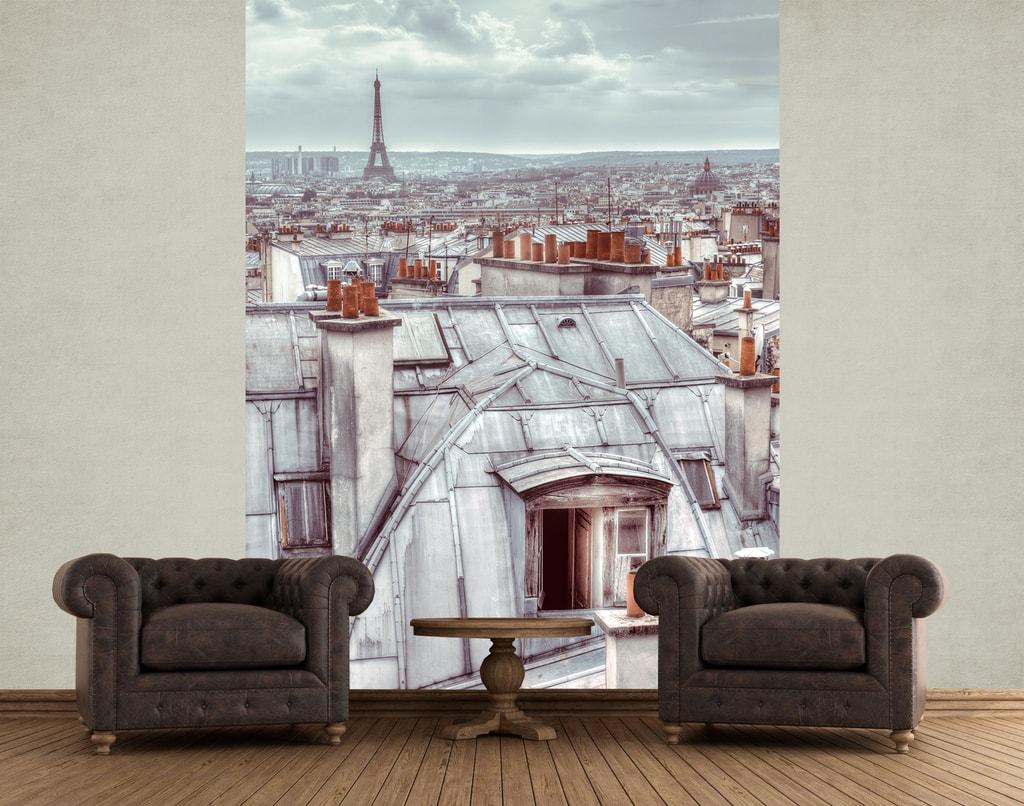 1Wall 1Wall fototapeta Strechy Paríža 158x232 cm